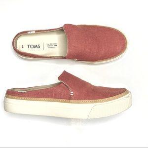 New Toms Slip—on sneaker